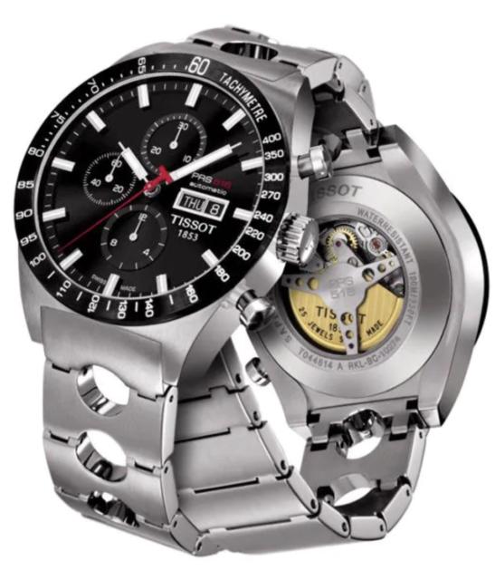 c4944afa412 Tissot T-sport PRS 516 Automatic Chronograph Mens Watch T044.614.21.051.00