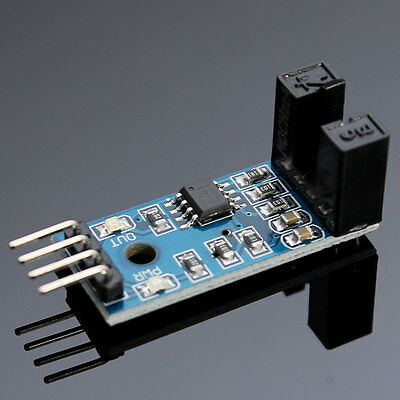 New IR Comparitor Speed Sensor LM393 Module for Arduino / 51 / AVR / PIC
