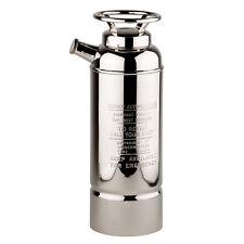 Fire Extinguisher Cocktail Shaker 40 fl oz Nickel Plated Brass Barware