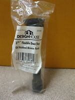 Lot Of 6 Design House Oil Rubbed Bronze Spring Door Stops Free Shipping Box A-20