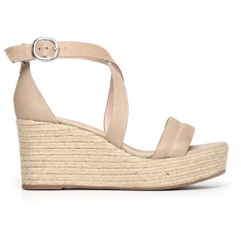 Sandal  donna nerogiardini Collection p805882d Wedge Heels  designer online