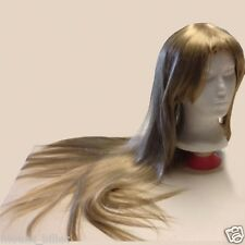 Cosplay Party Wig New Long Fashion Stright light Brown Cosplay Costume Wig