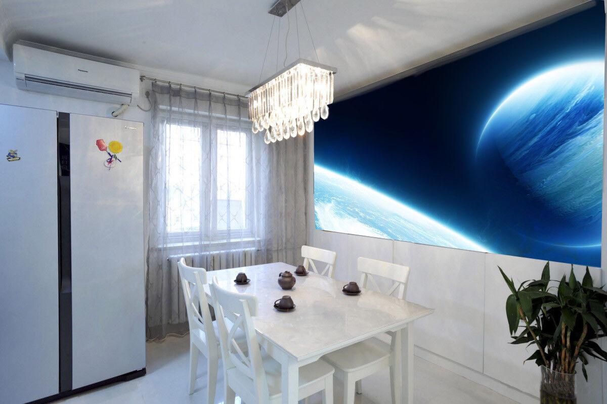 3D Bule Sky 427 Wallpaper Murals Wall Print Wallpaper Mural AJ WALL UK Carly