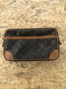 Vintage-Louis-Vuitton-Compiegne-Clutch-Bag