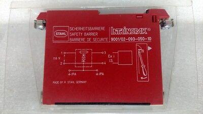 Stahl Intrinspak 9001//01-280-100-10 Safety Barrier 6629