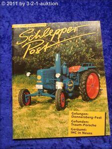 Schlepper-Post-4-97-Opel-Porsche-409-Master-IHC-Story