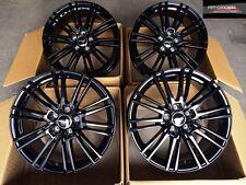 19 Zoll Wheelworld WH18 8,5x19 et45 5x112 Schwarz inkl. ABE Gutachten RS6 S8 Neu