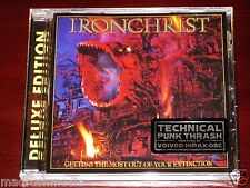 Getting the Most Out of Your Extinction by Iron Christ (CD, May-2012, Divebomb Records)