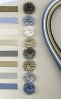 Quilling Paper 1/4 PEARLIZED SOLID Color Packs 50pc 8count Lake City