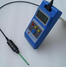 Lcd Tesla Meter Gaussmeter Surface Magnetic Field Tester