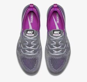0bff2016d0ce Women s Nike Free TR Focus Flyknit Running Cross Training Shoe Sz ...