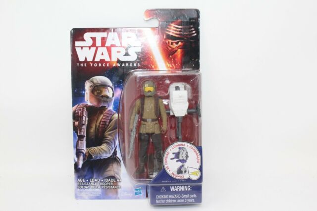 Star Wars The Force Awakens Resistance trooper - PINK