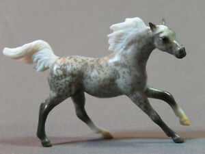 Breyer-Stablemate-Dapple-Grey-Arabian-Horse-Dapples-amp-Dots-2018-1-32-scale-6036