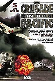 Crusade-In-The-Pacific-5-DVD-039-s-DVD-2005-5-Disc-Set