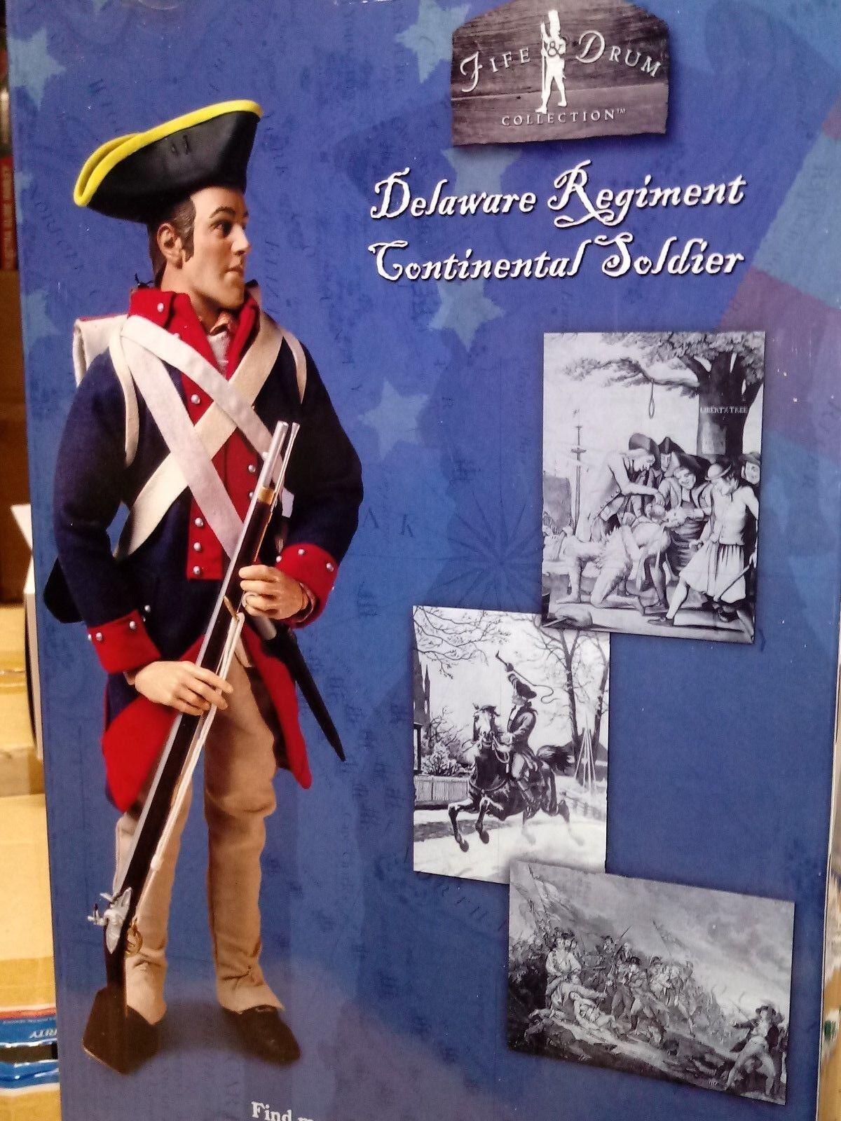 Revolutionary War US Delaware Regiment 1778 or so