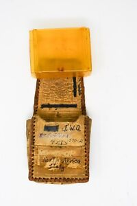 WWII-Relic-US-Army-111th-Medical-Regiment-36th-Division-Company-034-G-034-Cigarette