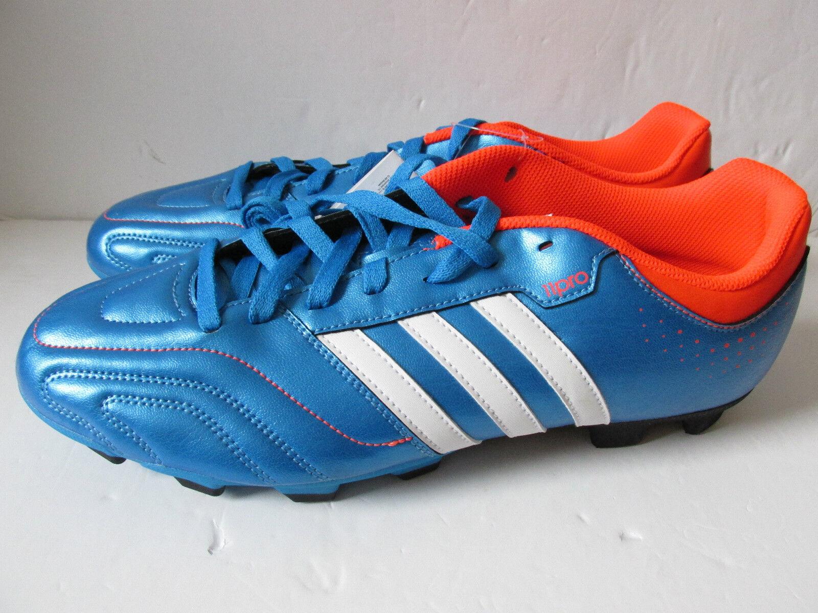 Adidas 11questra pro TRX Fg botas Fútbol Hombre V21460 Fútbol Tacos Pista Dura