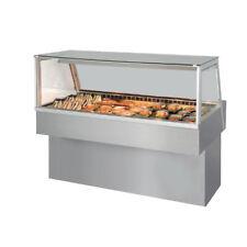 New Aged Frijado Cd5 Square Refrigerated Deli Case