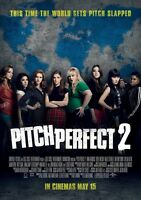 Pitch Perfect Movie Poster (c) Anna Kendrick Poster, Rebel Wilson Poster