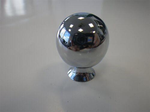 armoire poignée Métal Chrome Brillant 25mm Meubles bouton