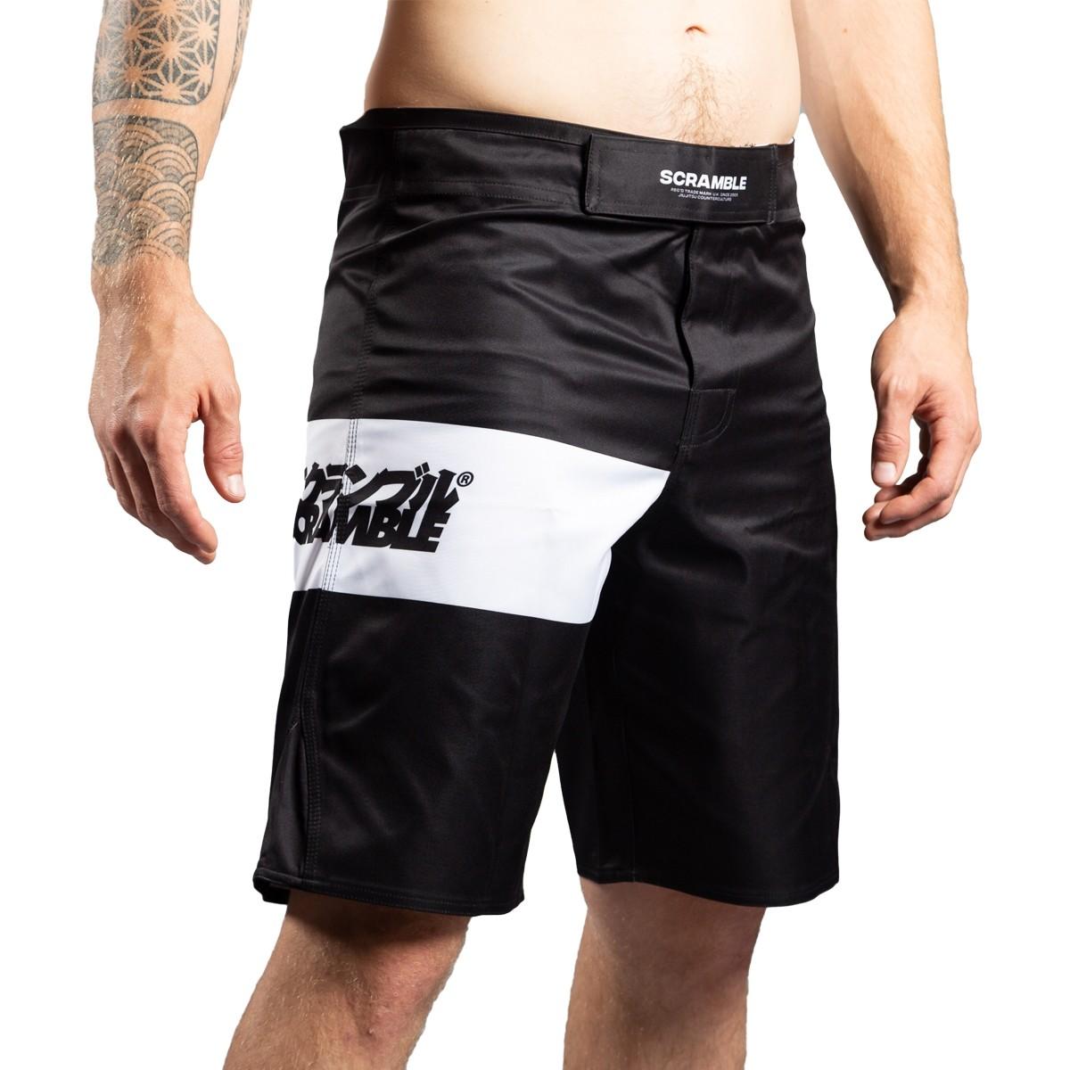Scramble Rival Fight Shorts - BJJ MMA