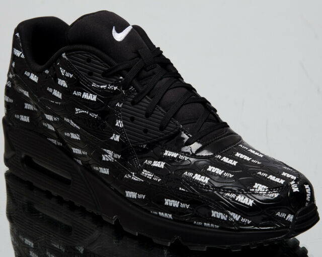 Nike Air Max 90 Premium Black white 700155 015