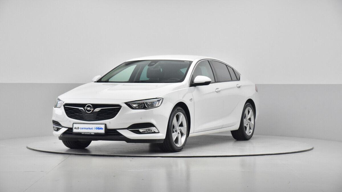 Opel Insignia 1,5 T 165 Dynamic Grand Sport aut. 5d