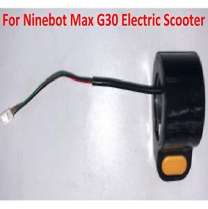 Throttle Assembly Teile für Ninebot Max G30 Elektroroller Elektrisch Scooter