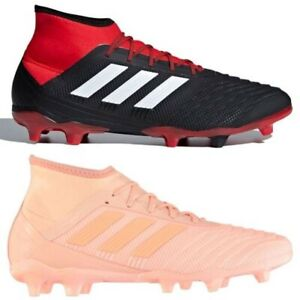 huge discount cb1b0 d6349 Image is loading adidas-Predator-18-2-FG-Firm-Ground-Football-