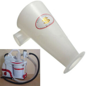 DE Profi Zyklon Booster Staubabsaugung Abscheider Filter Absaugtechni 306X146mm
