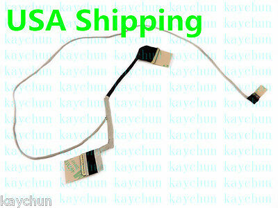 Original LVDS LCD Video Display Screen EDP TOUCH FHD CABLE  DC020024A00  0M02DK