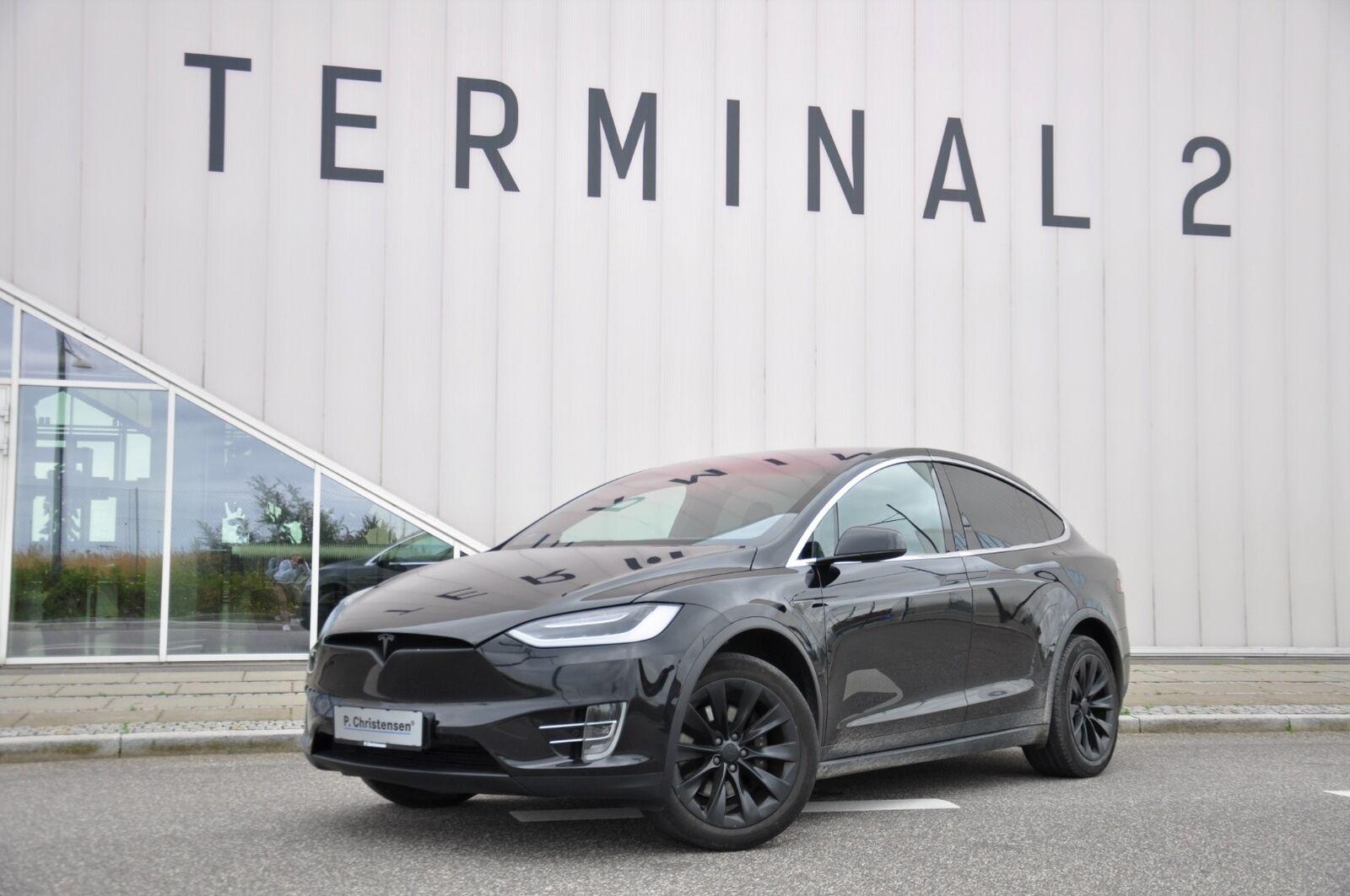 Tesla Model X  90D 5d - 629.900 kr.