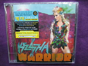 Kesha Warrior Deluxe Version Cd New Sealed Ebay