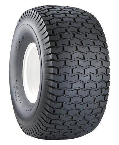 2 Carlisle Turf Saver Tires 15x600-6                             15x6-6