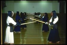 065038 Kendo Competition A4 Photo Print