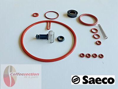 Fits Saeco Royal Professional with J-Boiler Gaskets Complete Set