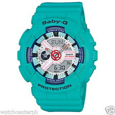 Casio Baby-G BA110SN-3 Sporty Sneaker Color - COD PayPal FreeShip MXZ17