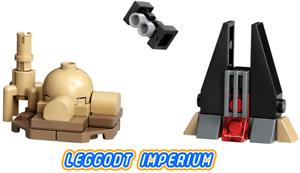 Lego-Star-Wars-mini-buildings-Christmas-2020-Jabba-Palace-Vader-FREE-POST