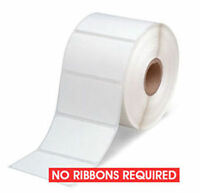 2.25x1.25 Direct Thermal Labels For Quickbooks Pos 2824 2844 Roll Of 1000