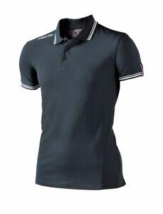 Loira Macron Polo Shirt Details About Large Black White eWEH2DIY9