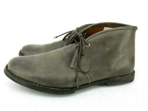 TIMBERLAND Wodehouse Chukka Boots Gray Leather 4069R Mens Sz 8 | eBay