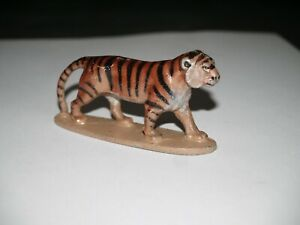 Figurine Quiralu Animaux Du Zoo Tigre