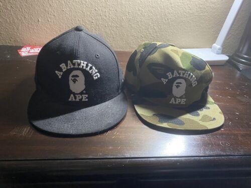 bape snapback hat