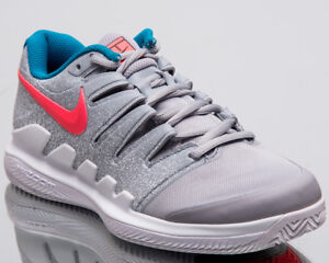 b38427a49edd7 Nike Wmns Air Zoom Vapor X Clay Women Wolf Grey Hot Lava White ...
