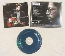 ERIC CLAPTON - UNPLUGGED / CD ALBUM REPRISE RECORDS (ANNEE 1992)