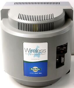 2x-PETSAFE-IF-100-WIRELESS-PET-CONTAINMENT-SYSTEM-TRANSMITTER-UNIT-ONLY-597
