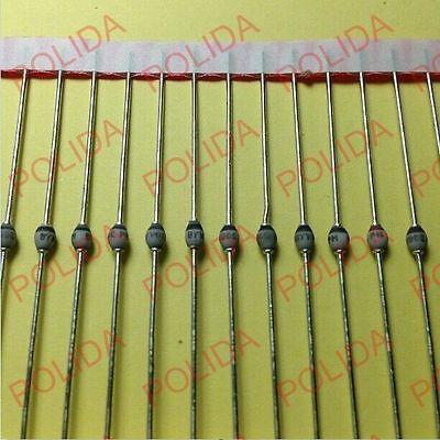 10PCS DIODE PHILIPS//VISHAY SOD-57 DO-204AP BYV96E