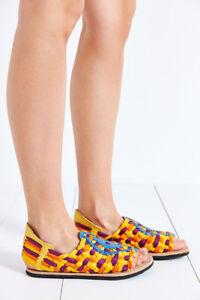 Stu Madrina Woven Sandal cKEXkU1