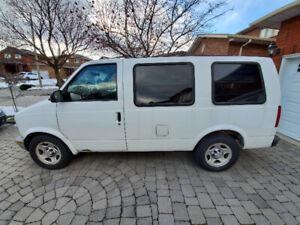 2005 Chevrolet Astro Workvan