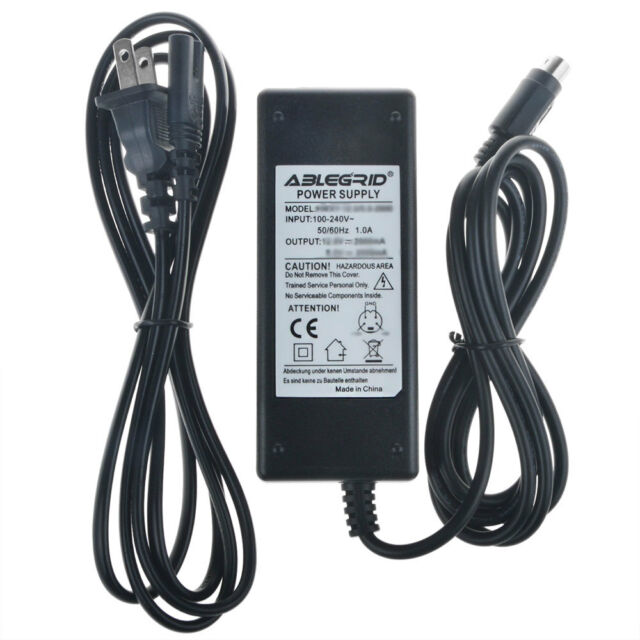 90W AC Adapter Charger for Dell 2001FP LCD monitor PA-9 Power Supply Cord Mains